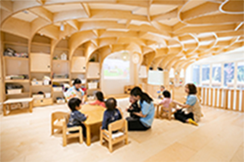 保育施設「ひばりの保育 仙川のいえ」(ガーデンテラス仙川内)開設