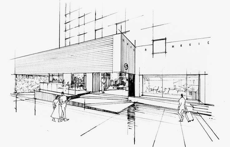 私たちのデザイン: ホテル