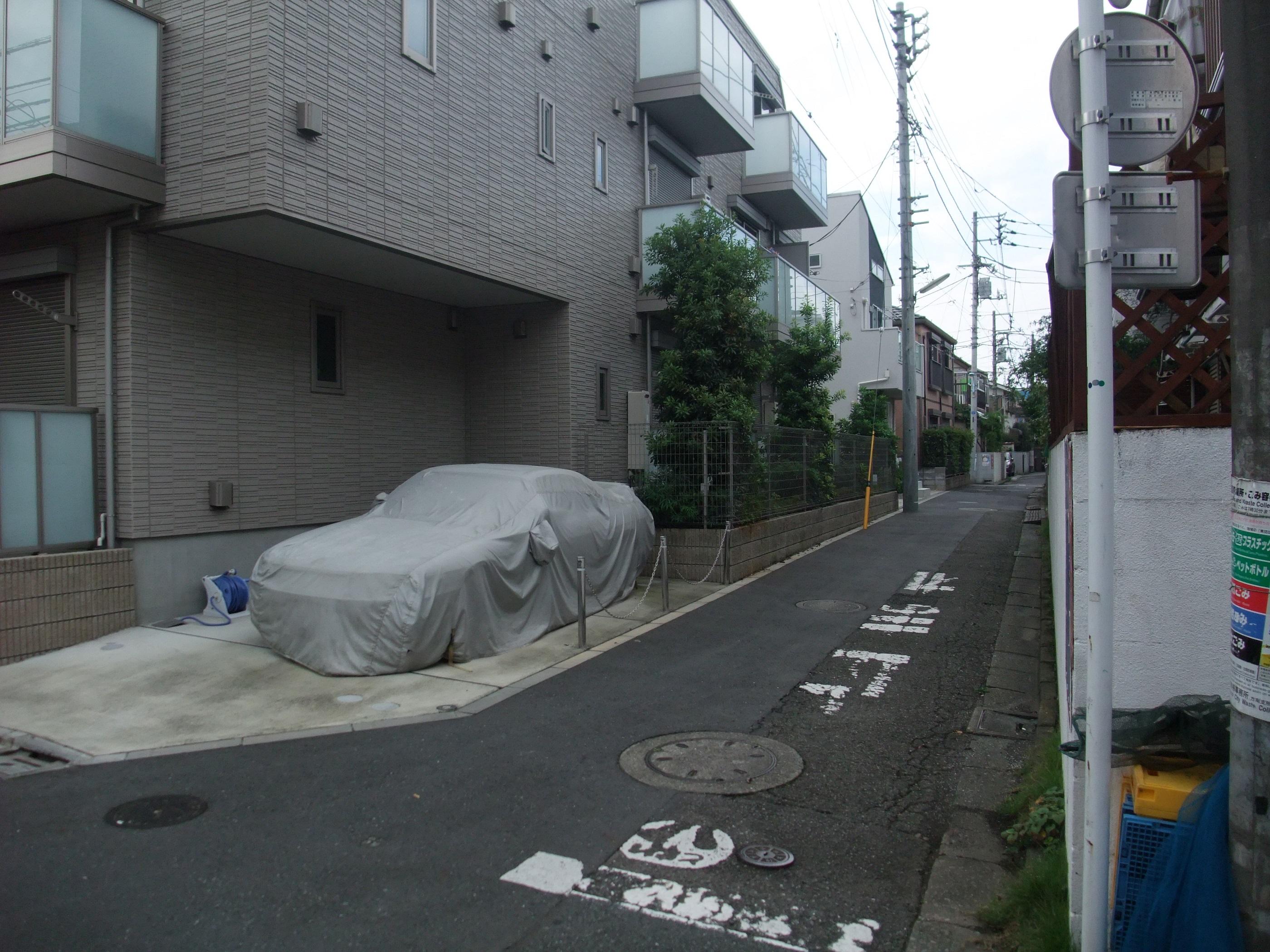 現地へ(5)