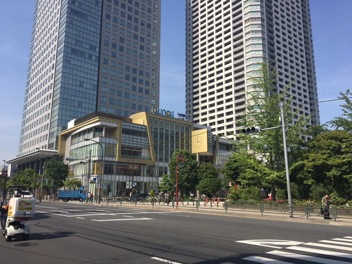 錦糸町 再開発