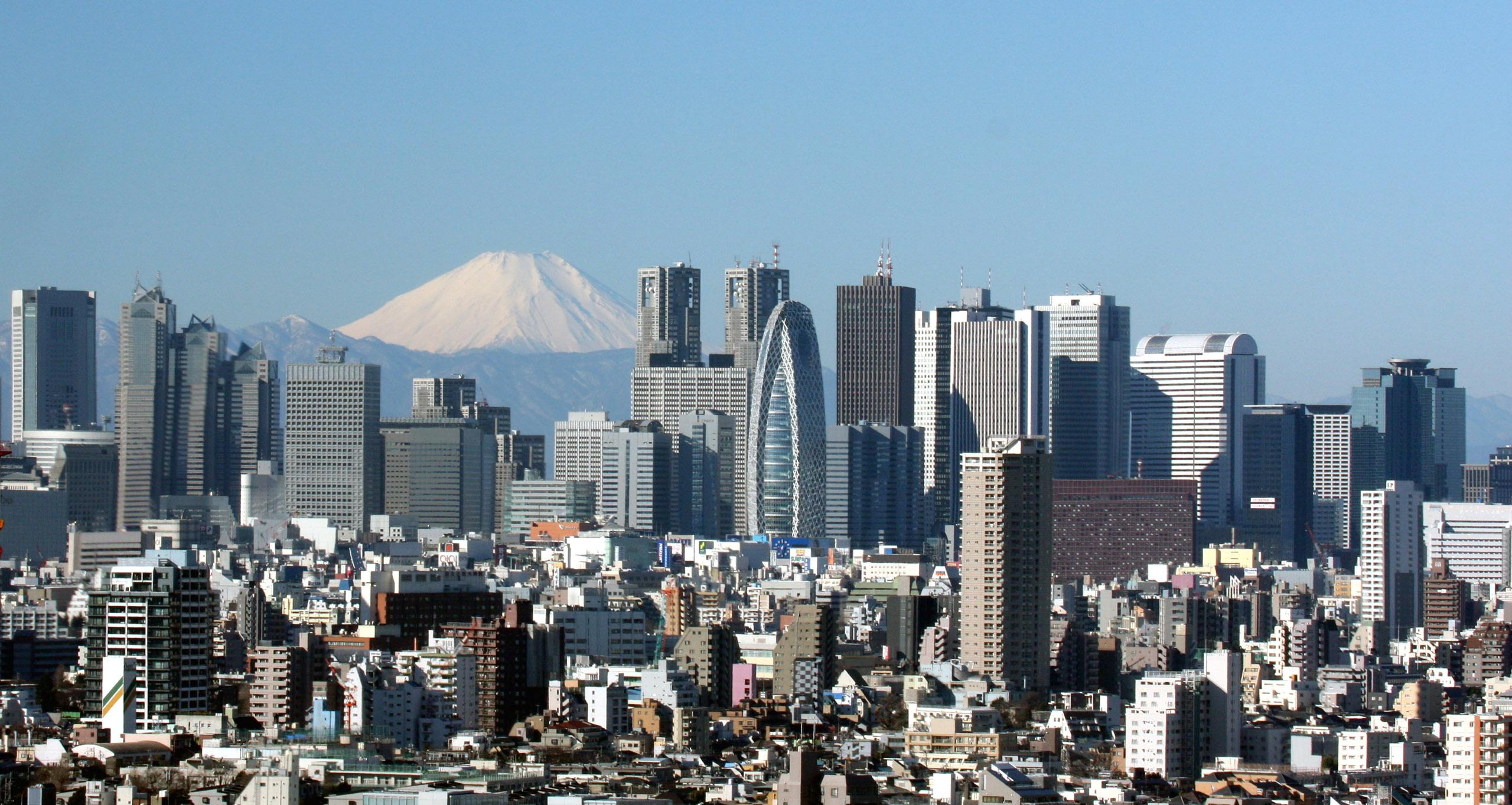 西新宿 景色画像