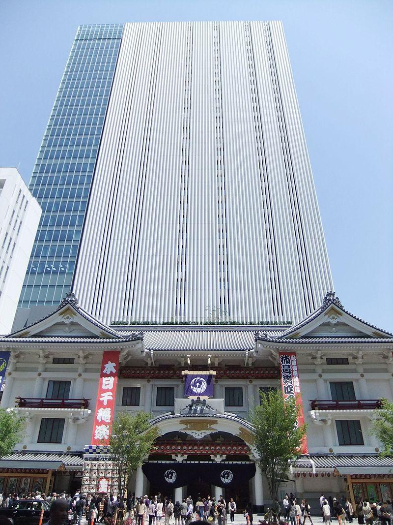 歌舞伎座wiki