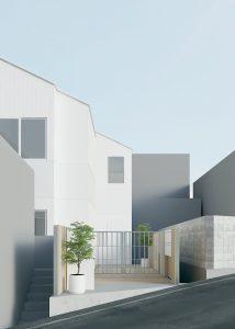 【計画中】本郷テラスハウス計画