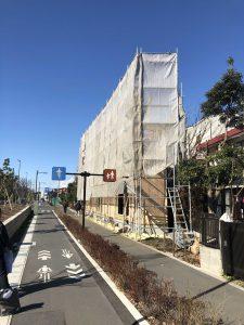 久我山テラス工事進捗状況ご報告!