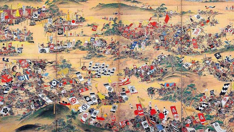 関ヶ原の戦い2