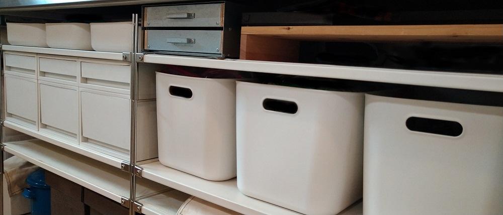 2.キッチン収納(加工)