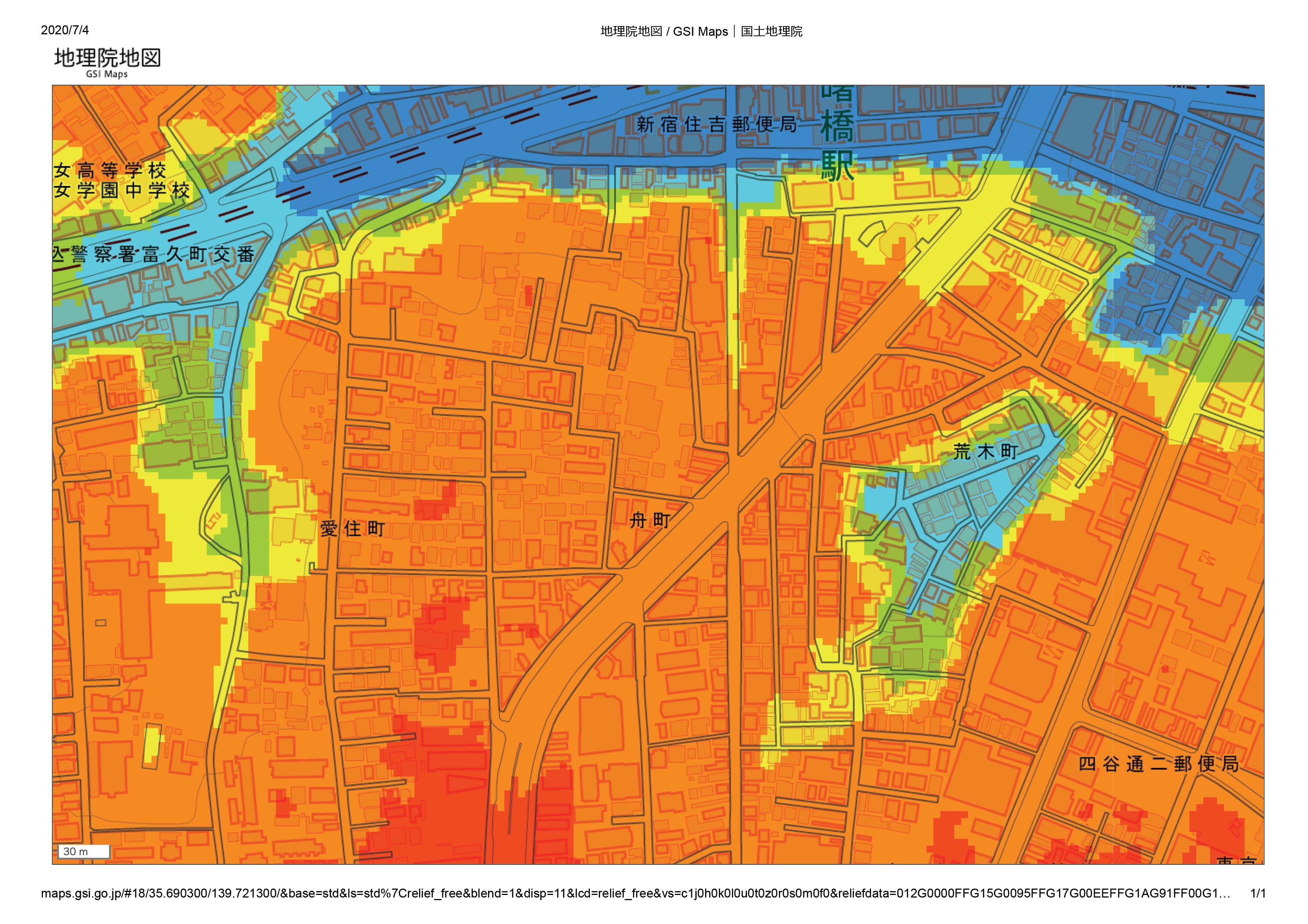 地理院地図 _ GSI Maps|国土地理院