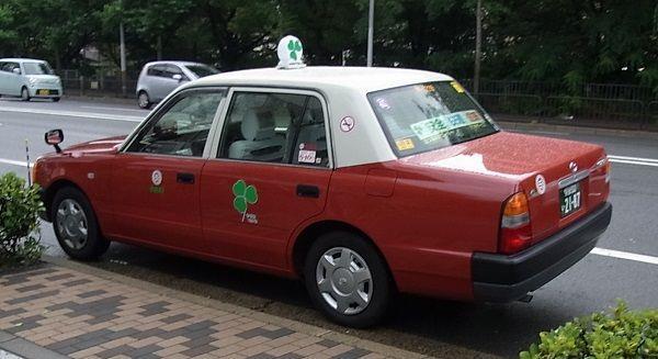 ヤサカタクシー