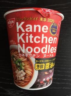 カネキッチンヌードル カップ麺