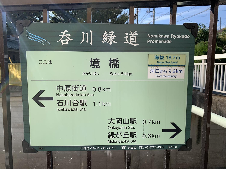 呑川緑道 (2)