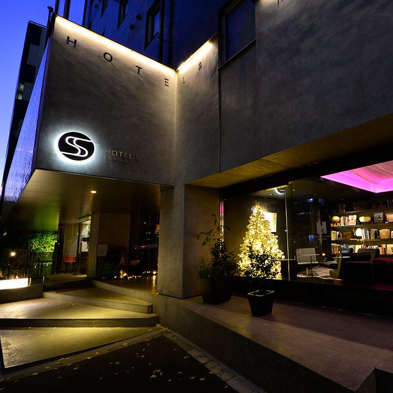 HOTEL & RESIDENCE 六本木