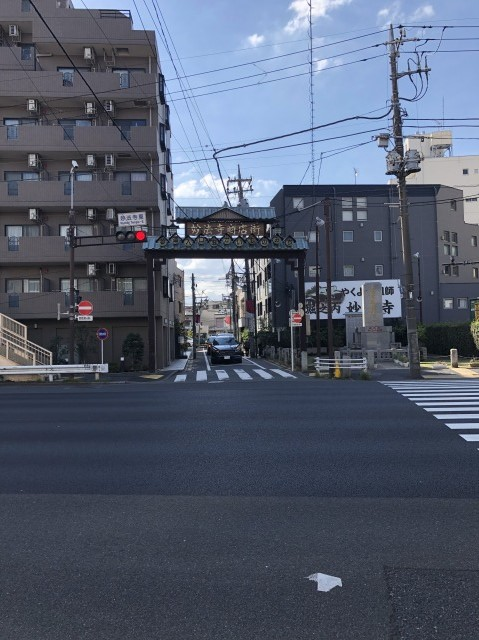 妙法寺商店街